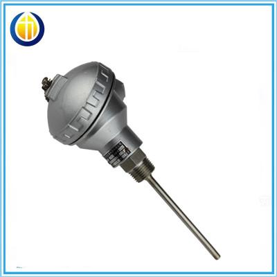 Nhiệt kháng PT100 cảm biến nhiệt độ Nhiệt độ Nhiệt độ thăm dò wzp-230 thông số kỹ thuật kết nối cố đ