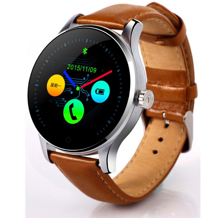 K88H đồng hồ thông minh Bluetooth nhịp tim, giám sát nhắc nhở chống mất ngủ ít vận động giám sát tìm