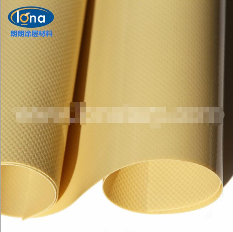 Bạt nhựa Nhà sản xuất vải bạt nhựa dẻo vật liệu chống thấm nước. Kem chống nắng chút ống nhựa ko chú