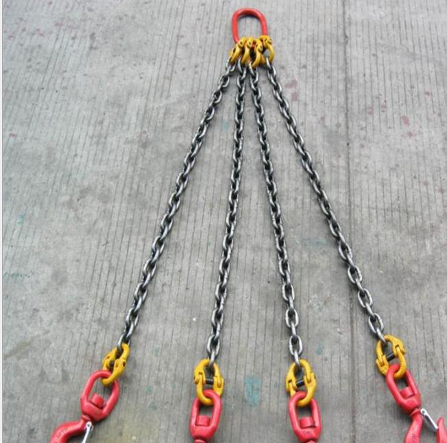 Nhiều G80 vụ bán buôn nặng xiềng xích đặt nặng xiềng xích lại thiết bị nặng lắp ghép Xích Sơn Đông.