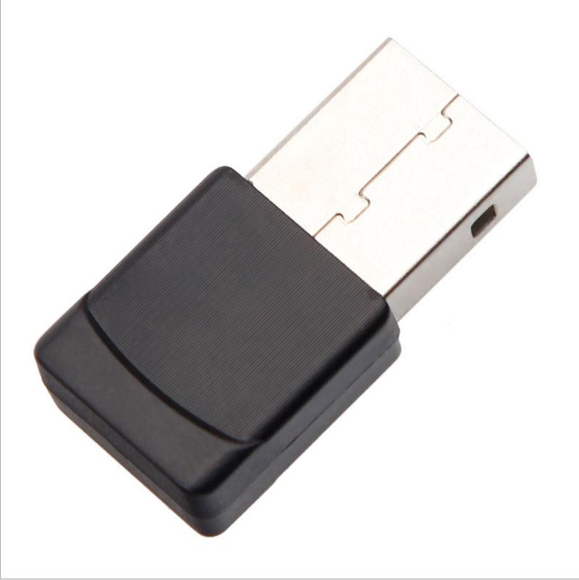 Thế hệ thứ hai WiFi ac600m mang theo tín hiệu Receiver USB card mạng không dây máy phát tín hiệu phù
