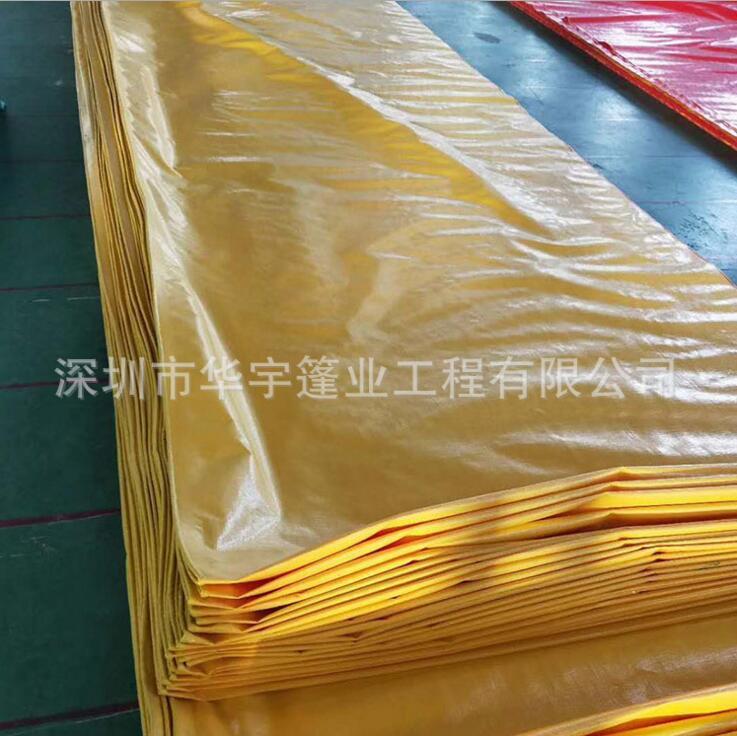 Bạt nhựa Thâm Quyến xử lý bán buôn vải không thấm nước bên ngoài xây nhựa hàng vải bạt nhựa, khó chị