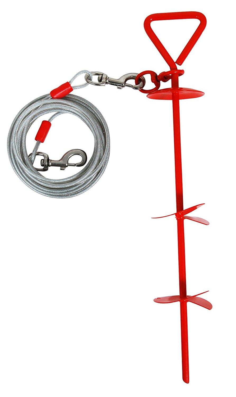 Dây cáp Petmate Siêu Chó cổ phần và 20 mét cáp 1905.1 kg.