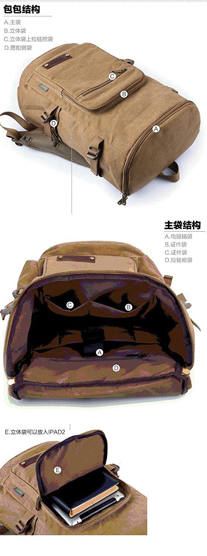 Liên tưởng (Lenovo) ※ đánh lạc hướng tôi để tay New Generation vải bạt túi du lịch công suất lớn 249