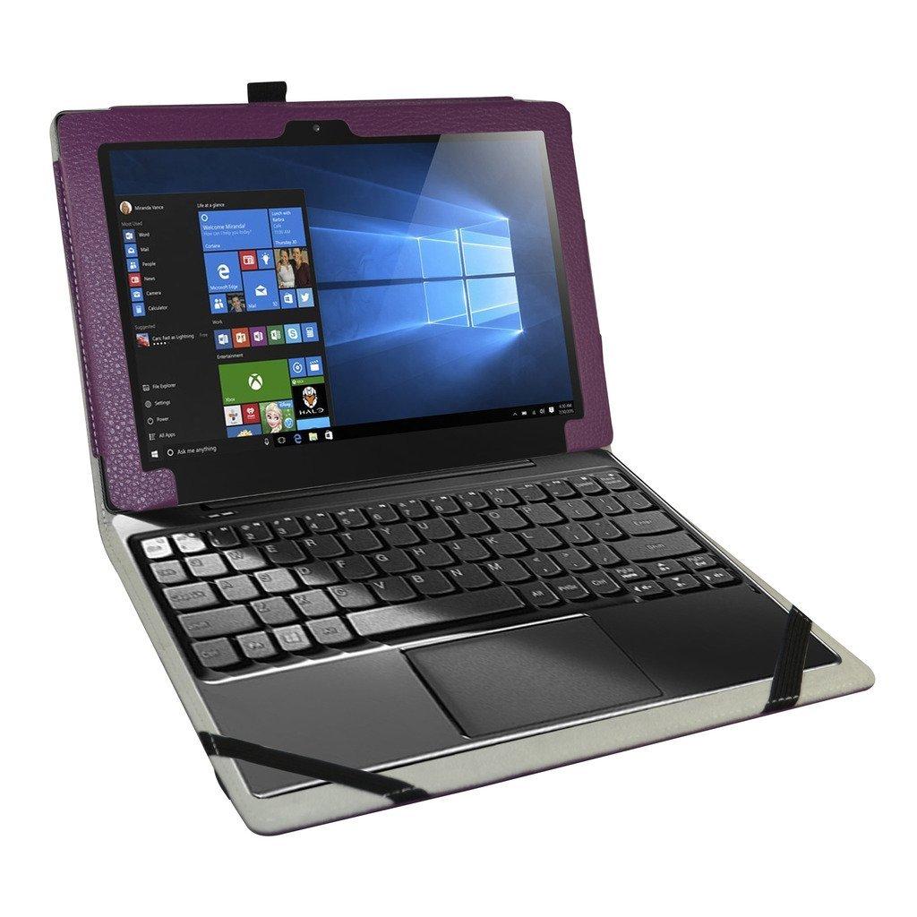 Liên tưởng (Lenovo)  Mẹ nói với trải bao phủ da khung áp dụng cho 13 inch liên tưởng Miix 310 laptop