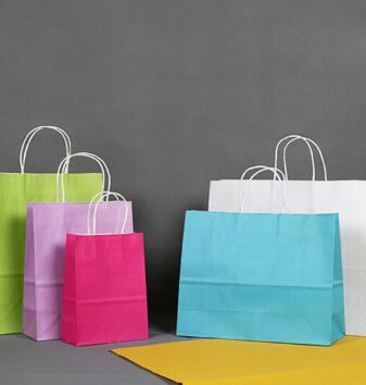 Vật có cái túi da tay Monogatari túi đồ trong túi đồ trang trí làm túi quà túi giấy gói túi quần áo