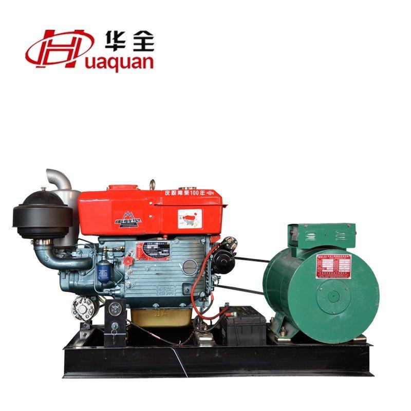 Máy phát điện thường Sài 30 mã lực, máy phát điện diesel 20kw ki - lô - oát máy phát điện tổ máy một