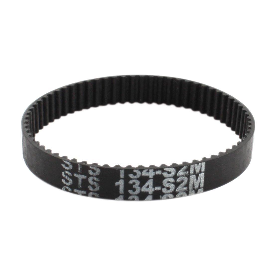 cao su S2 m-134 67 răng 6 mm chiều rộng đen cogged thắt lưng thời gian công nghiệp cao su