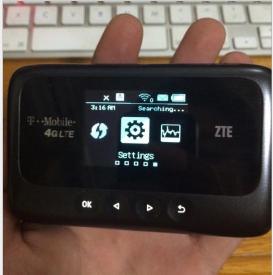 ZTE MF915MF923 mang bên mình WiFi router Cat4150Mbps Chuyên Mỹ Canada ở Bắc Mỹ.