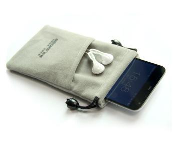 Túi vải nhung Nhà máy bán hàng trực tiếp điện thoại bằng nhung túi xách điện thoại di động túi ô nhu