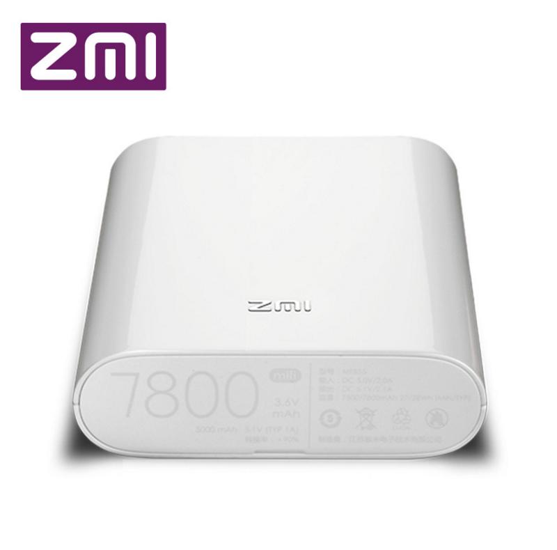 Được rồi... ZMI cho phép MF855 không dây 4G Router luôn WiFi di chuyển qua nguồn năng lượng trên toà