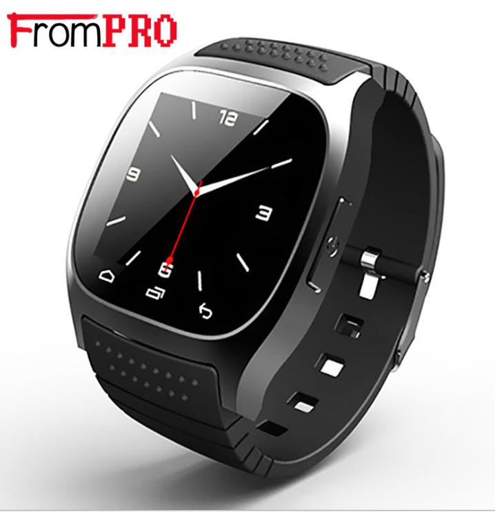 Chiếc đồng hồ thông minh FROMPRO nổ Messier 26 Bluetooth MTK appearance bằng sáng chế đồng hồ thông