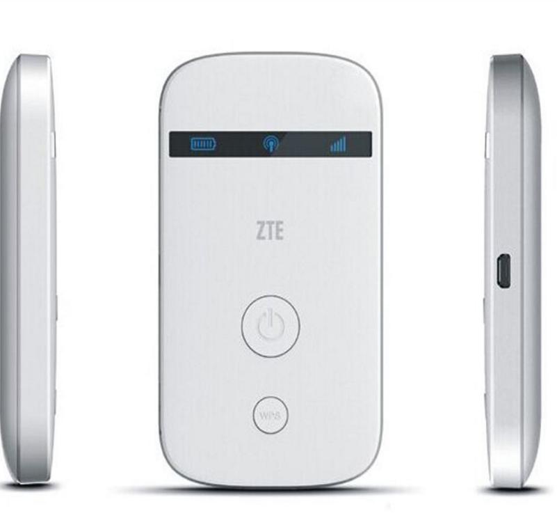 ZTE MF90 90+ 90M hỗ trợ 3/4G 4G router WIFI mang theo thiết bị di động viễn thông.