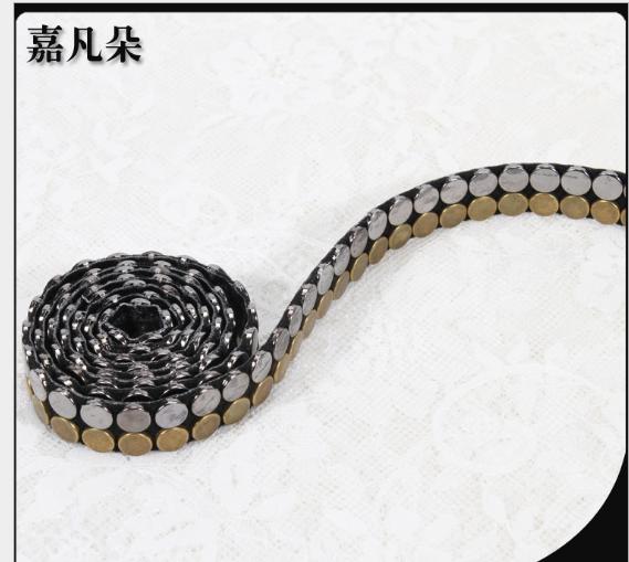 Đinh  Salix Đinh Đinh Kim loại móng tròn thể nóng loại phụ kiện trang phục quần áo túi lưới với giá