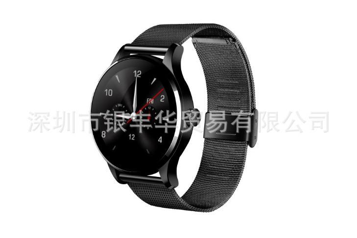 Các nhà sản xuất đồng hồ thông minh K88H giám sát nhịp tim đĩa giám sát đo thời gian ngủ.