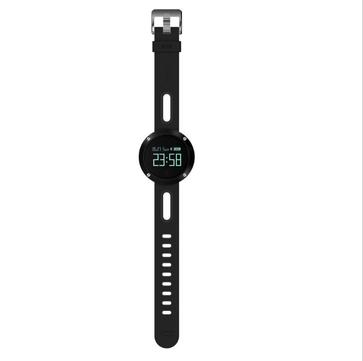 DM58 đồng hồ thông minh thể thao đồng hồ đo sức khỏe theo dõi huyết áp bước chống bụi chống thấm nướ