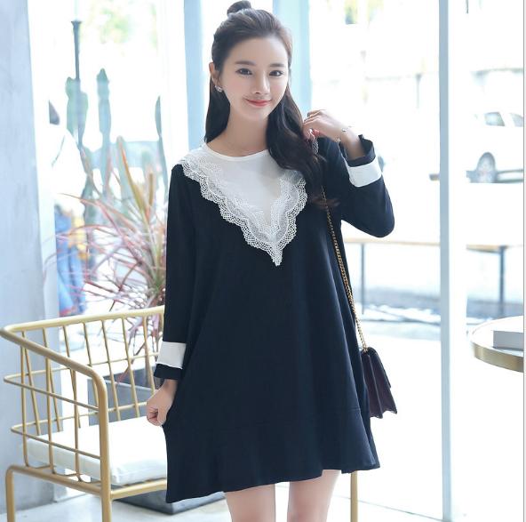 Đầm nữ nhiều màu sắc, chất liệu polyester thoáng mát
