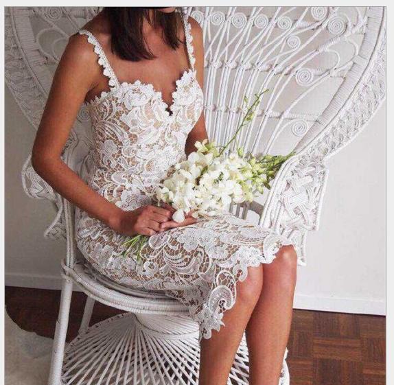 Váy Quần tây quai Lacey đầm váy gợi cảm tuyệt tự.