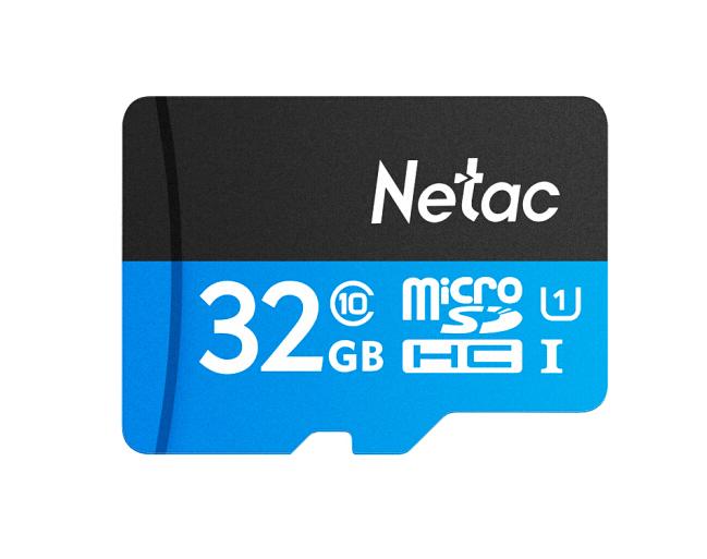 (Netac) 32G Class10 phòng điều tra cháy nổ (bộ nhớ điện thoại thẻ thẻ ghi lưu trữ thẻ xe micro-SD)