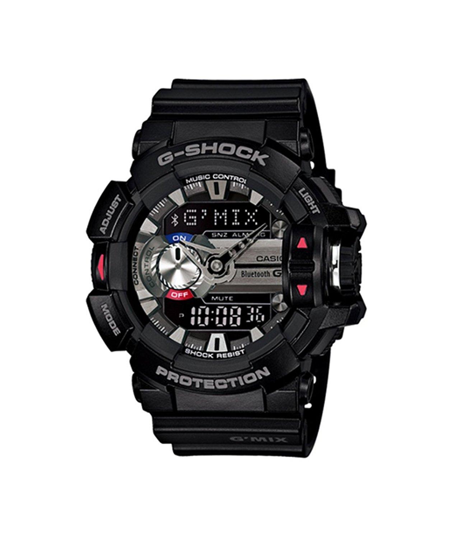 Đồng hồ thông minh  Casio G-SHOCK GBA-400 Casio tương tác điện thoại thông minh đồng hồ thạch anh Bl