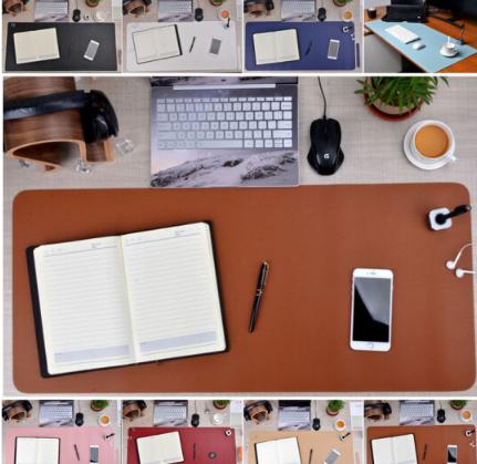 Tấm lót chuột hay các yếu tố (KUYUANSU) tấm lót chuột máy tính khổng lồ, bàn bàn nâng da đệm lớn màn