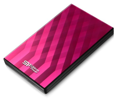 Silicon Power 500 GB ổ cứng bên ngoài... Sp500gbphdd10s3p (6.4 cm (2,5 inch), 7200 rpm, 8 MB bộ nhớ