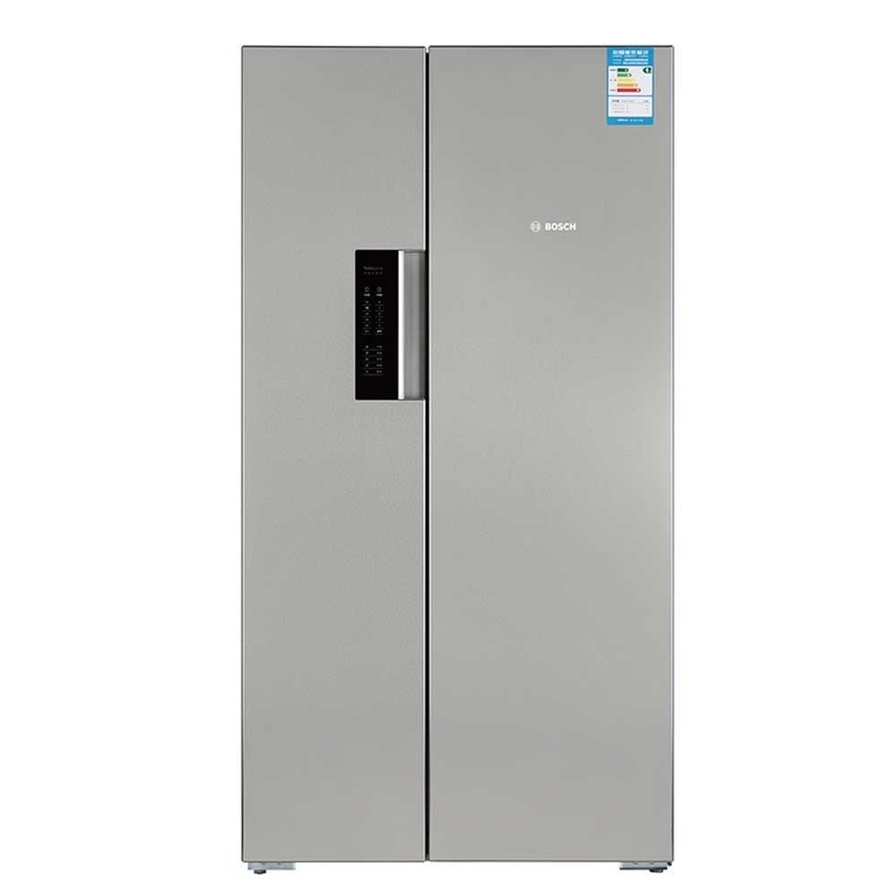Tủ lạnh  [ tự] Bosch 610 phải mở cửa tủ lạnh lên KAN92V48TI thép không gỉ màu hai 0755-83181156 trực