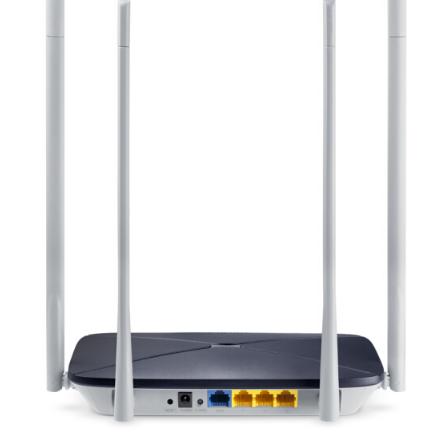 Router Mercury (MERCURY) MW326R siêu loại 300M bộ định tuyến không dây