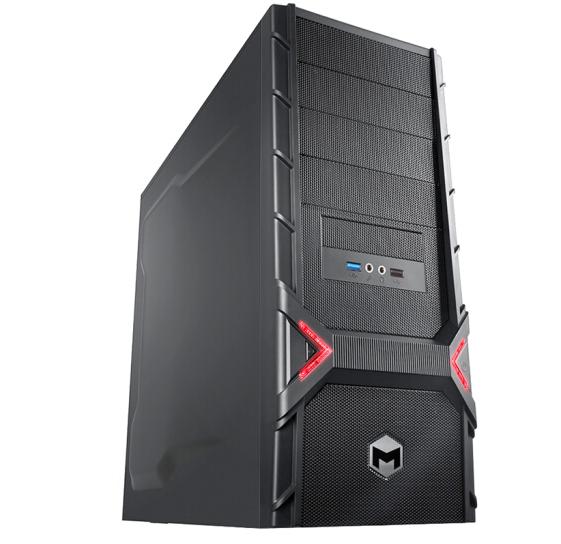 Bảng tạm giới hạn của ma trận (Matrimax) Raptor X2 trò chơi máy tính máy (I5-7400 8G DDR4 128G S