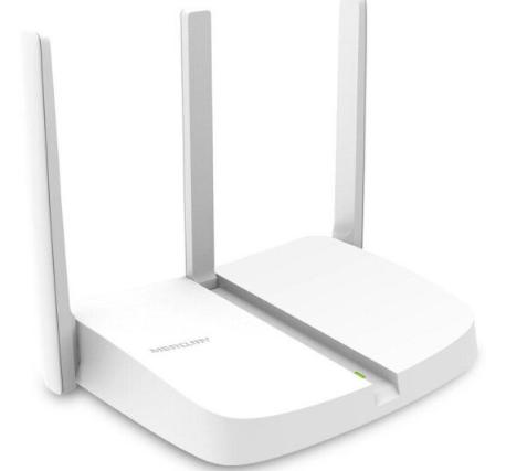 Router Mercury (MERCURY) MW313R 300M nhà ba WiFi bộ định tuyến không dây ăng - ten.