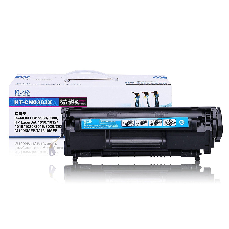 Hộp mực than  G&G NT-CN0303X công suất lớn màu đen CRG 303 áp dụng HP 1010/1012/1015/hp1020/1022
