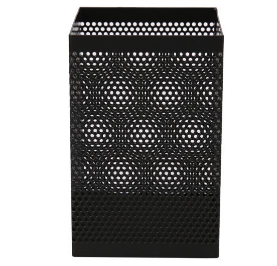 Mạng lưới kim loại ánh sáng (M&G) ABT98401 lưới kim loại hình ống đựng bút lấy hộp đen.