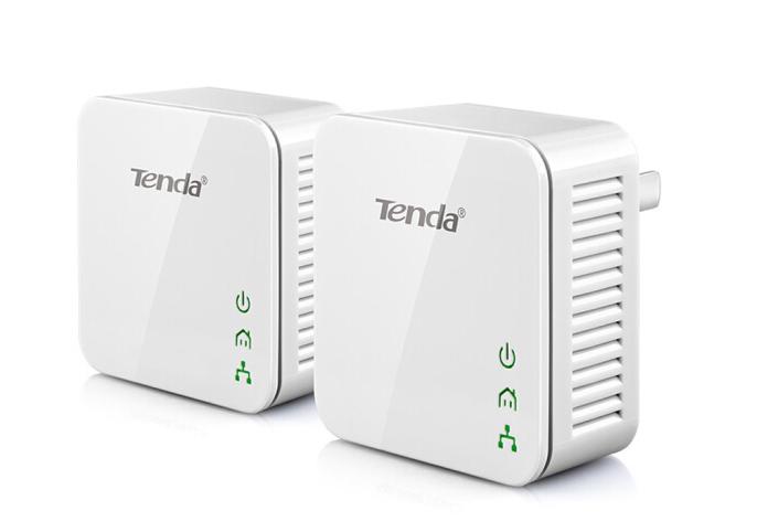 Lên cao (Tenda) 200M điện không dây cáp điện 300M mèo. Mèo router WIFI mở rộng dây cáp điện điện với