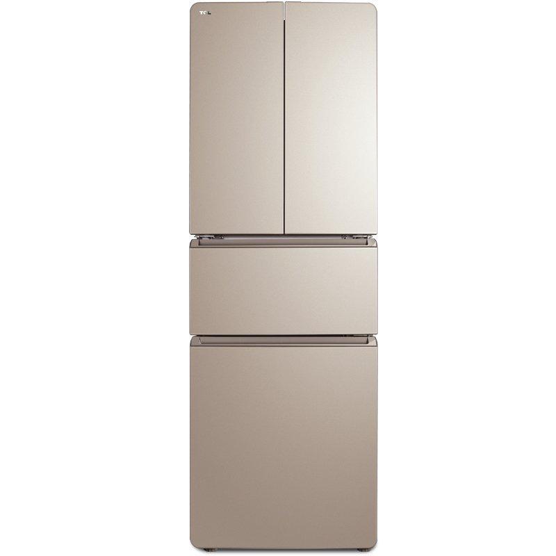 Tủ lạnh  TCL 282 BCD-282KR50 lên tủ lạnh tủ lạnh (nhà cung cấp tự động trừ sương Dommen thẳng đưa)
