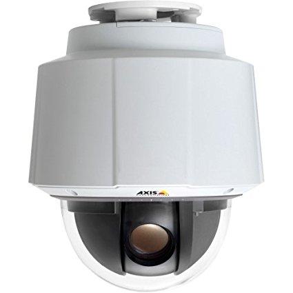 Axis Communications Trục 0558-004 nhà mạng truyền thông tốc độ Cao Vân đài bán cầu với 36 lần camera