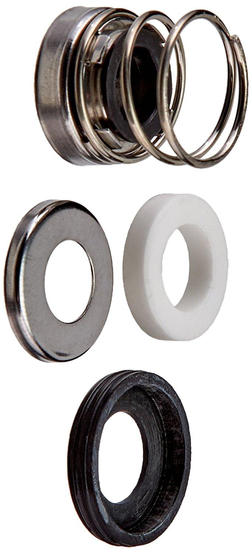 Uxcell 10 mm đường kính bơm trục Đơn niêm phong máy lò xo.