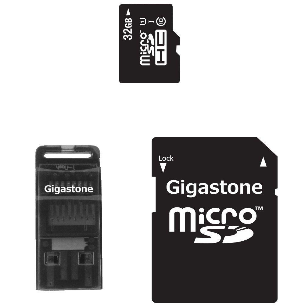 Gigastone ba CL10 32 GB 16GB USB.