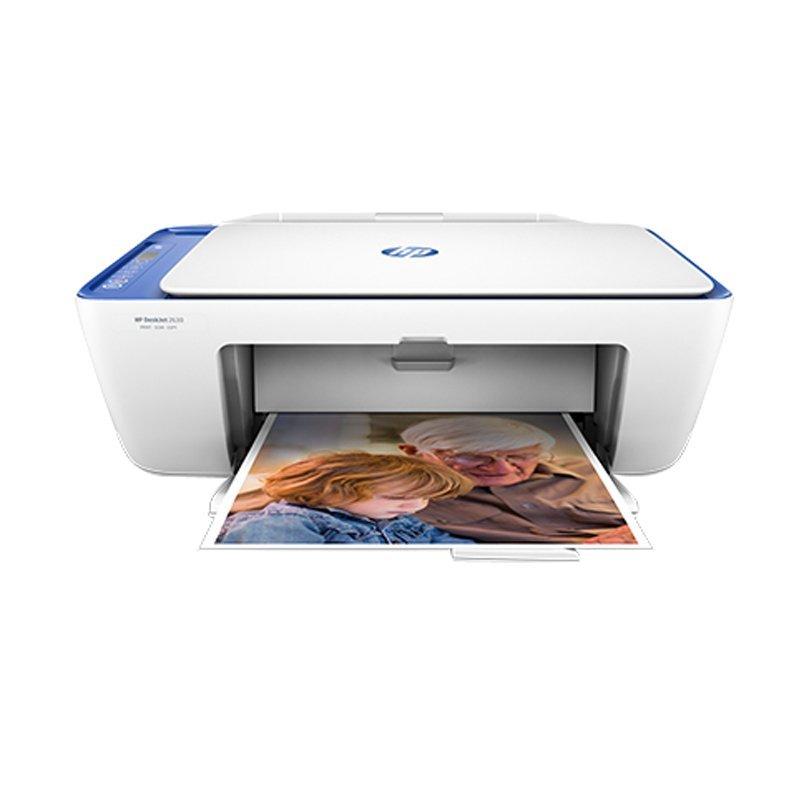 Máy in  HP Hewlett - Packard 2621 máy in phun màu không dây Wifi một bản sao văn phòng máy quét nhà,