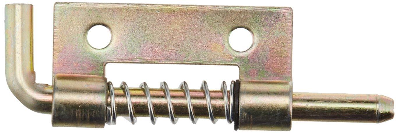 uxcell     Phần cứng uxcell kim loại lò xo * Xô bolt khóa 5.5 cm 10 khẩu trang