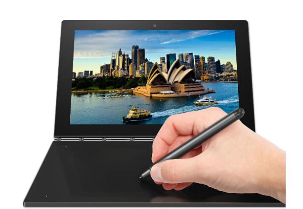 Máy tính bảng liên tưởng siêu cực cuốn YOGABOOK laptop máy tính bảng 10.1 inch combo win10 khinh bạc