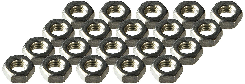 Duratrax hạt kim loại 3 mm, 4 mm (20)
