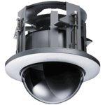 Panasonic wv-q155se hun khói được áp trần khung vòm nhúng thông minh, kéo WV SC trong nhà và ngoài