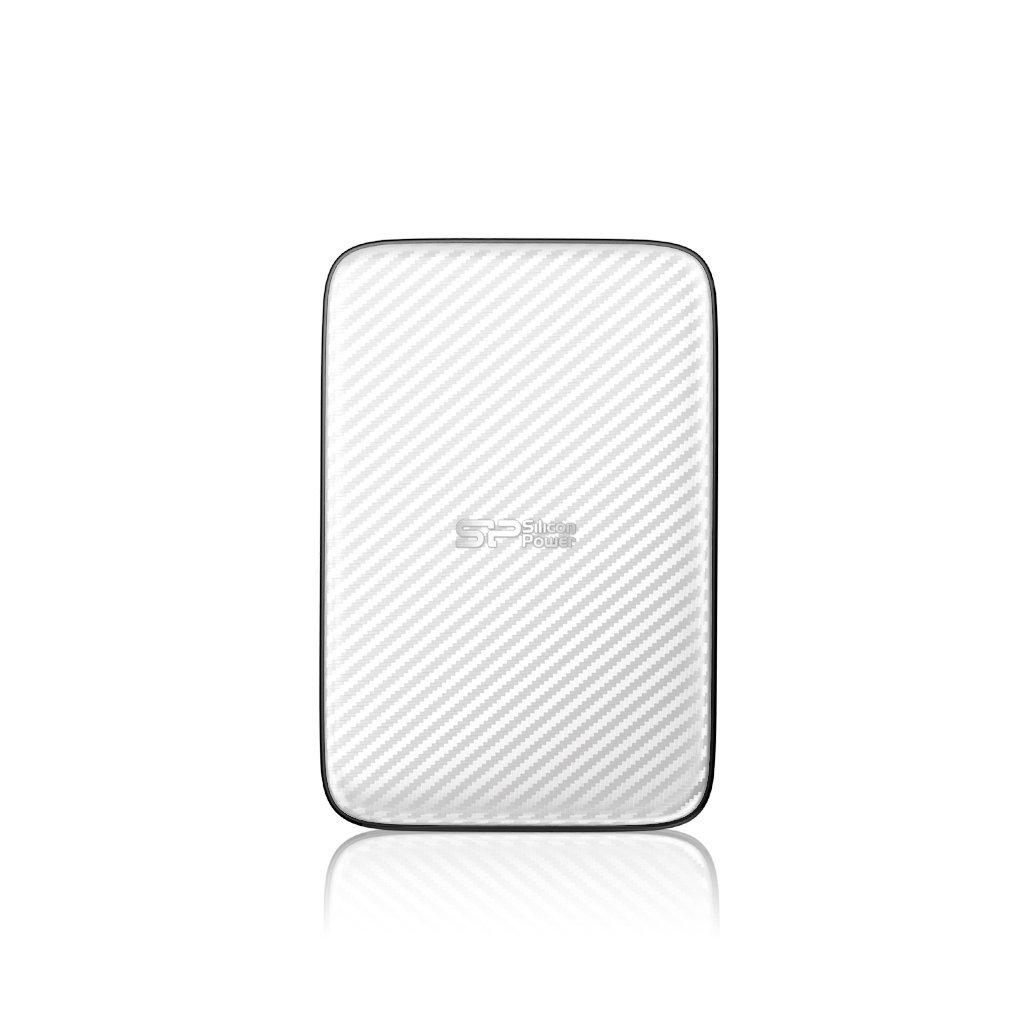 SILICON POWER kim cương D20, 1TB – ổ cứng bên ngoài... (1TB, Cáp, màu bạc, da trắng, 5 – 55 ° C, 3.0