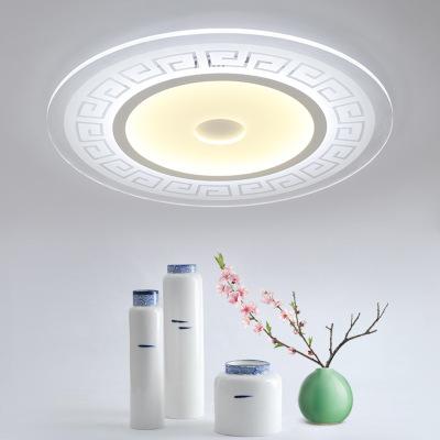 Ánh sáng Trung Quốc Đèn trần mới của Trung Quốc siêu mỏng đã dẫn phòng khách đèn hiện đại tối giản v