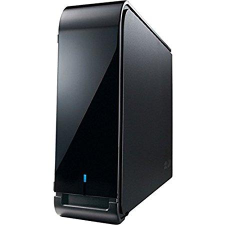 Buffalo DriveStation Axis Velocity 6 TB drive USB 3.0 Desktop 4TB cứng màu đen.