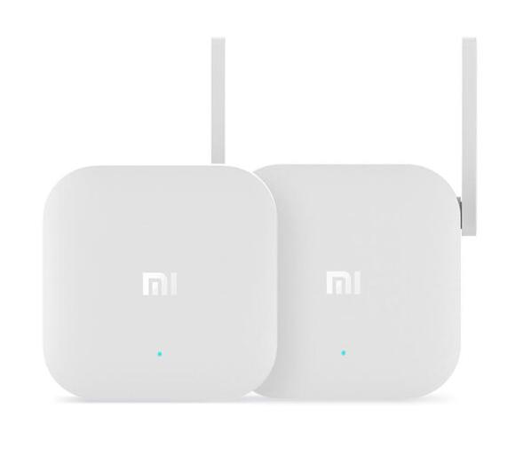 So - mi (mi) WiFi khuếch đại điện tín hiệu vô tuyến điện 300M mèo mèo router WIFI mở rộng với hai nh