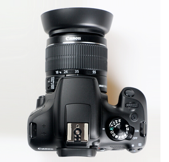 Canon (Canon) máy ảnh EOS 1300D (EF-S 18-55mm f/3.5-5.6 IS II) bộ lông bông Edition