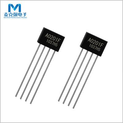 Logic IC Máy nướng bánh mỳ ASIC A0201F Single-Function Integrated Circuit Logic IC Linh kiện điện tử