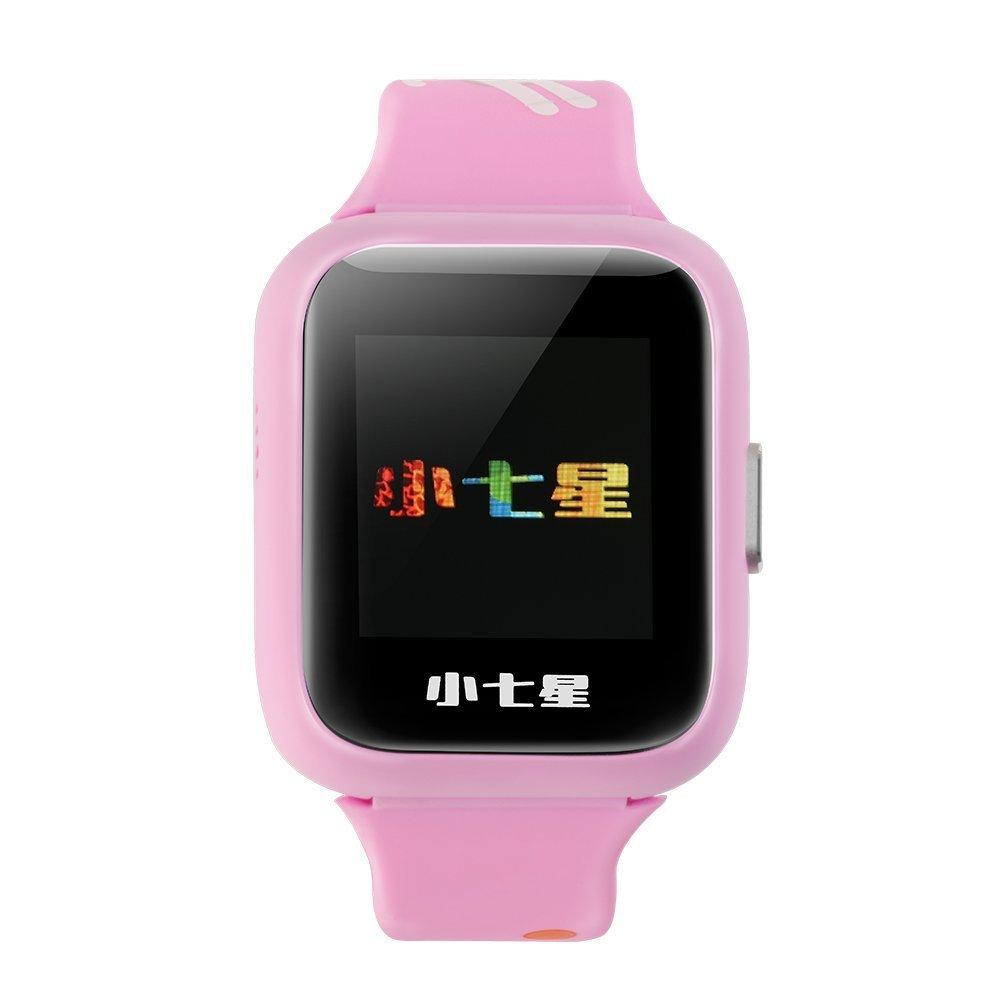 Đồng hồ thông minh  Bảy trẻ em nhỏ đồng hồ thông minh học sinh wg01 thấp đồng hồ hệ thống định vị Bắ