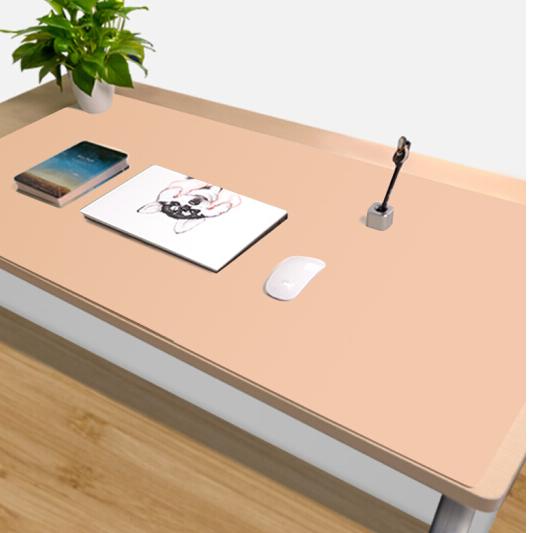 Hay các yếu tố (KUYUANSU) tấm lót chuột máy tính khổng lồ, bàn bàn nâng da đệm lớn màn hình làm việc